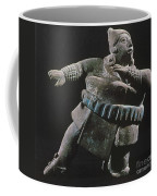 Mayan Athlete, 700-900 A.d Coffee Mug