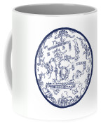Mayan Cosmos Coffee Mug