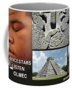 Mayan Olmec Coffee Mug