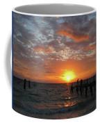 Mayan Riviera Sunrise Coffee Mug