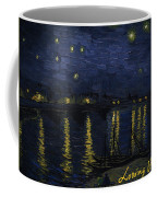 Maybe We Can Take Death To Go To A Star? Coffee Mug