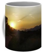 Mayfair Park Sunset Coffee Mug