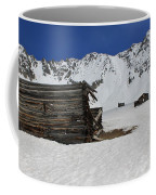 Mayflower Gulch Winter 3 Coffee Mug