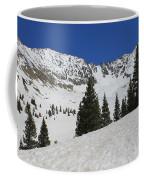 Mayflower Gulch Winter Coffee Mug