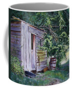Mayne Island Sawmill Coffee Mug