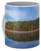 Mayor's Pond, Autumn, #3 Coffee Mug