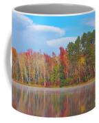 Mayor's Pond, Autumn, #4 Coffee Mug