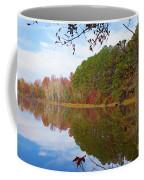 Mayor's Pond, Autumn, #7 Coffee Mug