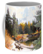 Mccall Landscape Coffee Mug