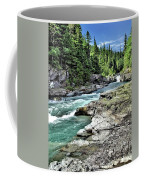 Mcdonald Creek 2 Coffee Mug