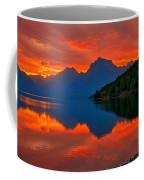 Mcdonald Sunrise Coffee Mug by Greg Norrell