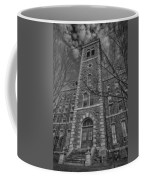 Mcgraw Hall - Bw Coffee Mug