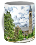 Mcgraw Tower Cornell University Ithaca New York Pa 10 Coffee Mug