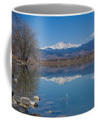 Mcintosh Lake Reflections Coffee Mug