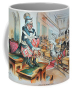 Mckinley Tariff Act, 1894 Coffee Mug