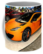Mclaren 12c Coupe Coffee Mug