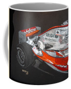 Mclaren F1 Alonso Coffee Mug