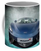 Mclaren Sports Car Coffee Mug