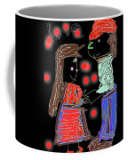 Me And You By Kathy Barney Coffee Mug