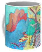 Me-bird In Paradise Coffee Mug