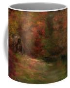 Meadow In Fall Coffee Mug