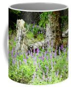 Meadow Lupine Coffee Mug