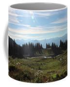 Meadow Mountain View Coffee Mug
