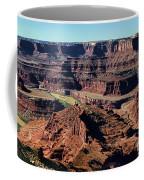 Meander Overlook - Dead Horse Point - Panorama Coffee Mug