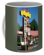 Mecca Motel Coffee Mug