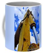 Mechanical Arm Coffee Mug