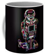Mechanical Mighty Sparking Robot Coffee Mug