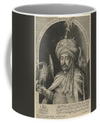 Mechti Kuli Beg Persian Ambassador To Prague Coffee Mug