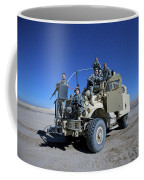 Medical Personnel Pose For A Group Coffee Mug