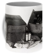 Medicine Chest, Scott Polar Expedition Coffee Mug