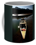 Medicine Lake In Jasper National Park Coffee Mug