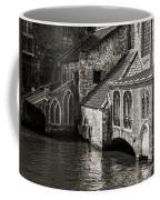 Medieval Architecture Of Bruges Coffee Mug