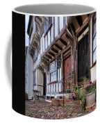 Medieval British Architecture - Dick Turpin's Cottage Thaxted Coffee Mug