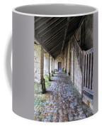 Medieval Church Entrance Coffee Mug