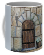 Medieval Door Coffee Mug