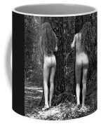 Medieval Forest Twins Coffee Mug