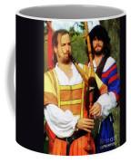Medieval Minstrels Coffee Mug