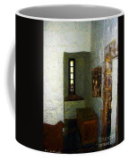 Medieval Monastic Cell Coffee Mug