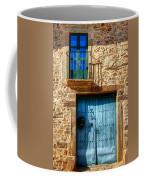Medieval Spanish Gate And Balcony Coffee Mug