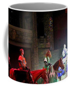 Medieval Times Dinner Theatre In Las Vegas Coffee Mug