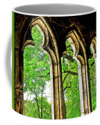 Medieval Triptych Coffee Mug