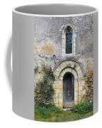 Medieval Window And Door Coffee Mug