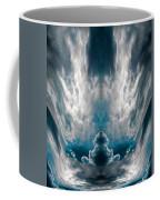 Meditating Cloud - 1 Coffee Mug
