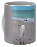 Meditating On The Sea Coffee Mug
