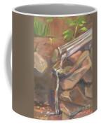 Meditation Falls Coffee Mug