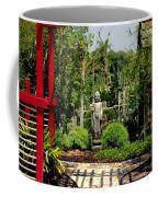Meditation Garden Coffee Mug